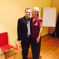 con Francesco Giacovazzo 2