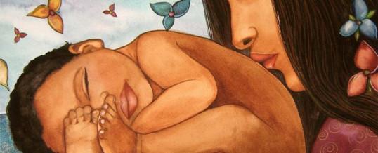 Benedizione Mondiale del Grembo Meditazione: Guarire le Antenate