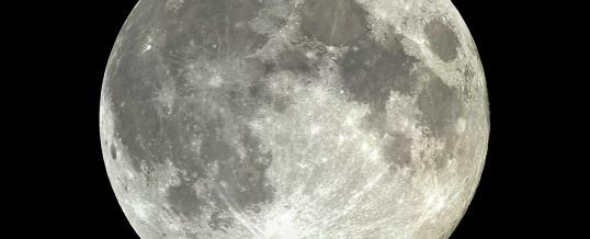 Conferenza di Astrologia: la Luna