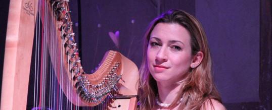 9 dicembre Concerto di Arpa con Marianne Gubri