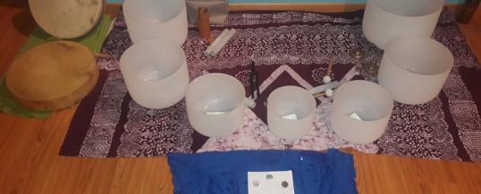 25 GIUGNO Meditazione con campane di cristallo