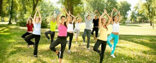 Postural Pilates e meditazione al parco