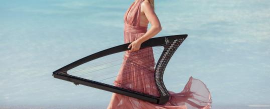 Marianne Gubri in: Believe – Concerto d'arpa celtica